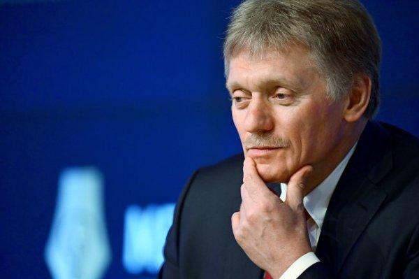 Песков оценил возможность влияния Кремля на футбол