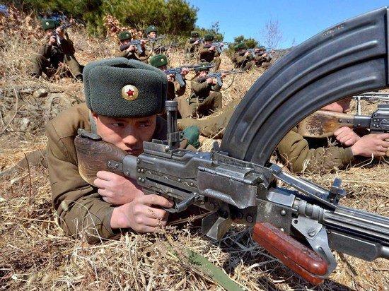 Тайны армии Ким Чен Ына: «ядерные» смертники и рыбья кровь