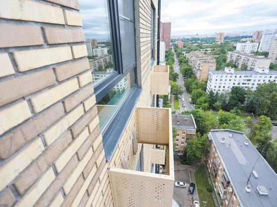 Первичный рынок жилья в Москве съежился
