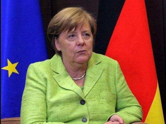 Меркель собралась поставить на Украину 1,5 миллиона доз вакцины от COVID-19