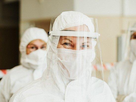 Врач: защитная маска снижает шанс заболеть коронавирусом примерно в 25 раз