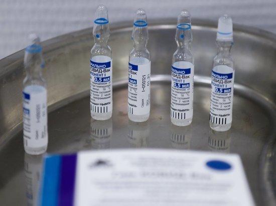 Названы риски одновременной прививки от гриппа и коронавируса