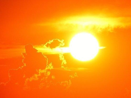 В Москве зафиксирована рекордная жара для 13 июля