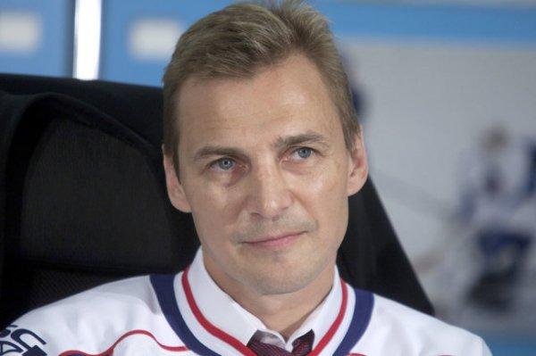 Сергей Федоров возглавил хоккейный клуб ЦСКА