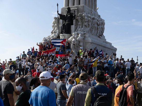 ЦРУ заподозрили в подготовке вторжения на Кубу