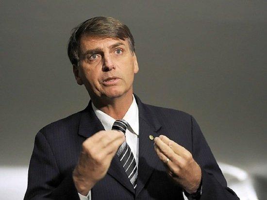 Президента Бразилии Болсонару госпитализировали