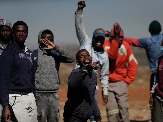Русский в ЮАР рассказал о беспорядках: «Грабят даже полицейские»