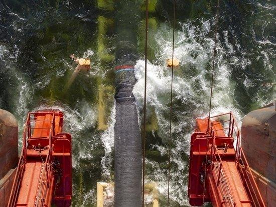 По «Северному потоку - 2» предложили качать водород