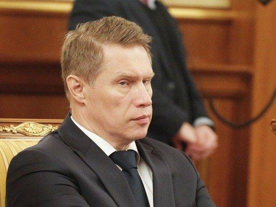 Мурашко назвал процент заболевших COVID после вакцинации россиян