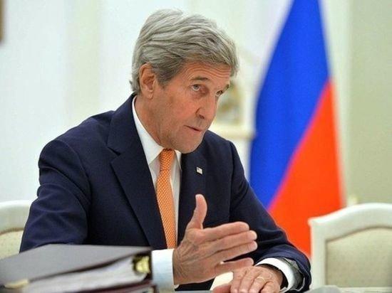 Госдеп огласил содержание разговора Керри и Путина