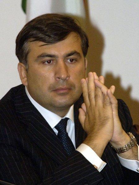 Саакашвили рассказал о плане американцев по захвату Донецка