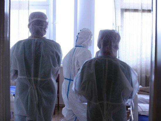 В России установлен новый рекорд смертности от коронавируса