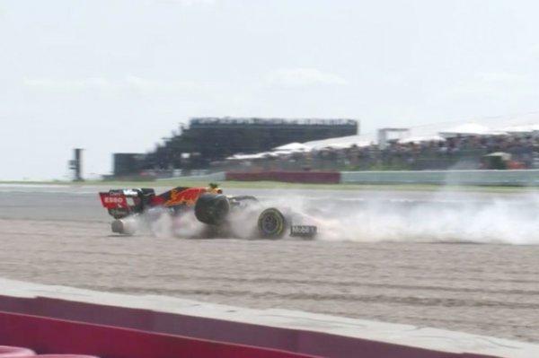 Британец Льюис Хэмилтон выиграл домашний Гран-при в