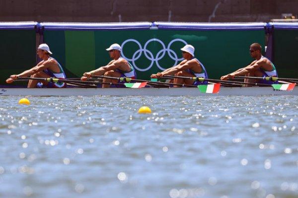 Устрицы угрожают проведению соревнований в гребле на Олимпиаде в Токио