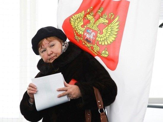 Роспотребнадзор запретил на избирательных участках рукопожатия