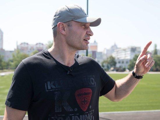 Главным достижением Виталия Кличко как мэра Киева назвали «погром» ларьков