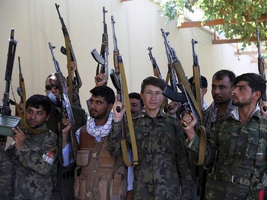 У талибов появился свой спецназ