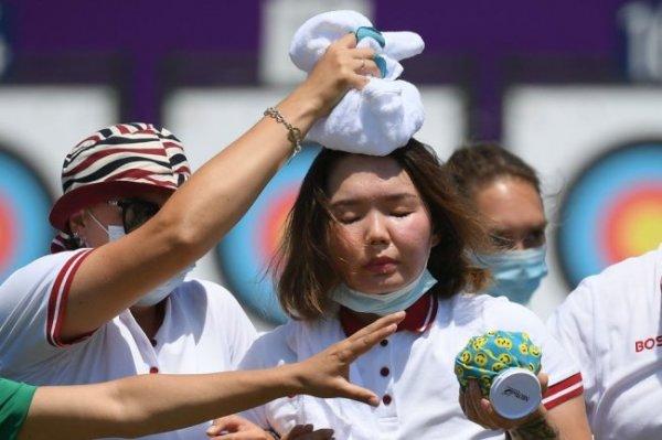 Потерявшая сознание российская лучница продолжит выступление на Олимпиаде
