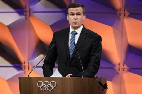 Глава WADA недоволен цветами национального флага на форме россиян на ОИ