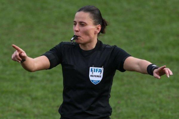 Россиянка будет судить матчи футбольного турнира Олимпиады-2020