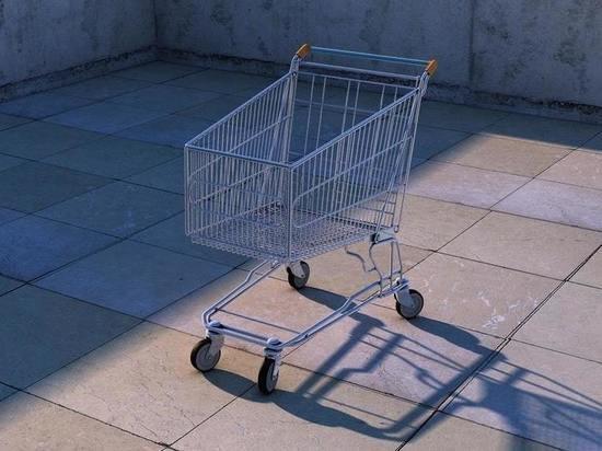 Покупательская паника: полки британских магазинов опустели из-за коронавируса