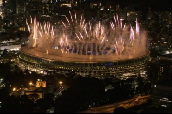 В Токио стартовала церемония открытия Олимпиады