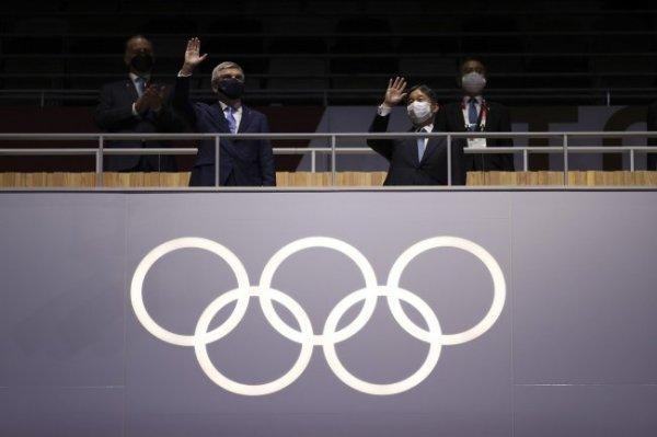 Гандболистка Сень опубликовала видео парада на открытии Олимпиады