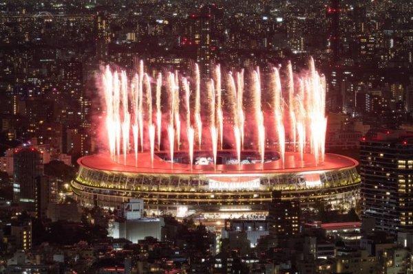 Олимпийские игры в Токио объявлены открытыми
