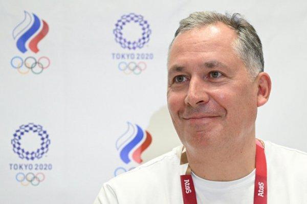 Глава ОКР Поздняков прокомментировал первую медаль России на играх в Токио