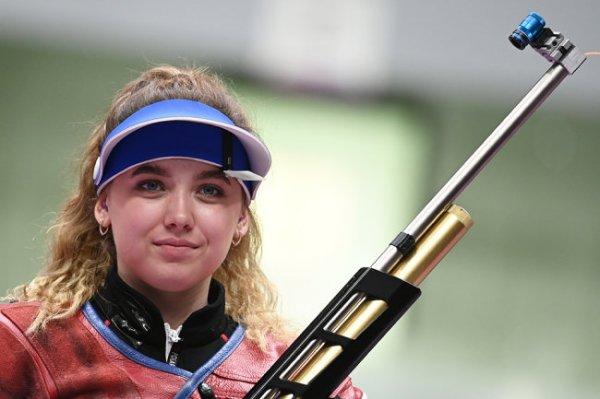 Россиянка завоевала первую медаль на Олимпиаде в Токио