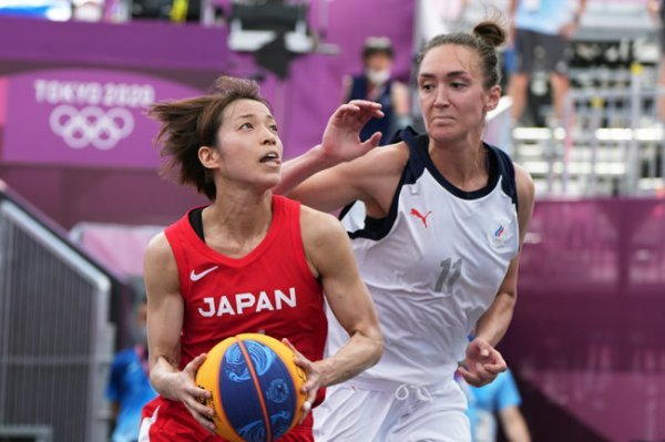 Российские баскетболистки обыграли японок на Олимпиаде в Токио