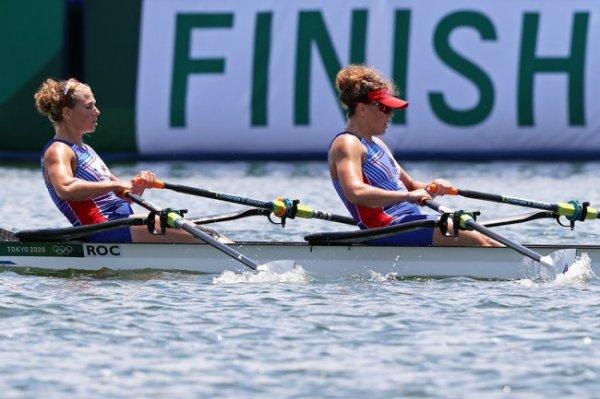 Россиянки вышли в полуфинал Олимпиады в Токио в академической гребле