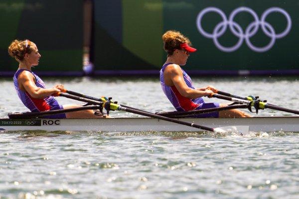 На Олимпиаде в Токио начались соревнования по академической гребле
