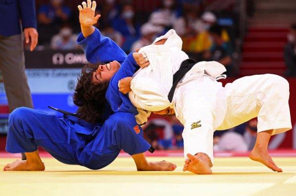 Российские дзюдоисты не смогли побороться за медали в первый день Игр