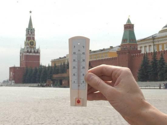 Синоптики прогнозируют пик тепла в ЦФО в середине следующей недели