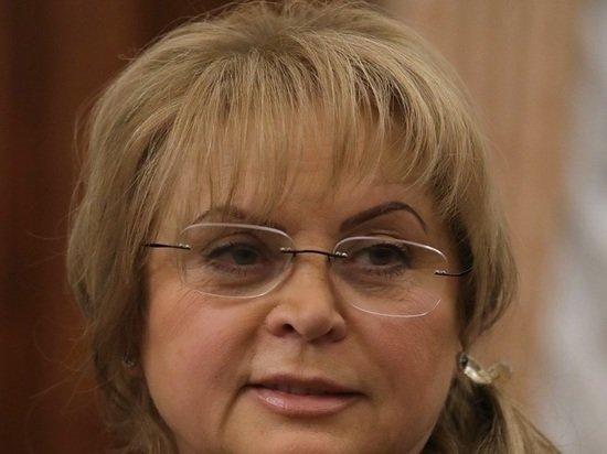 Памфилова прокомментировала планы Грудинина подать в суд на решение ЦИК