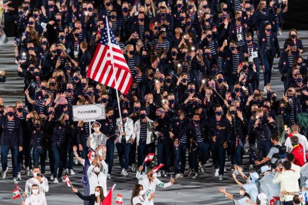 Американцы впервые с 1972 года не выиграли медали в первый день Олимпиады