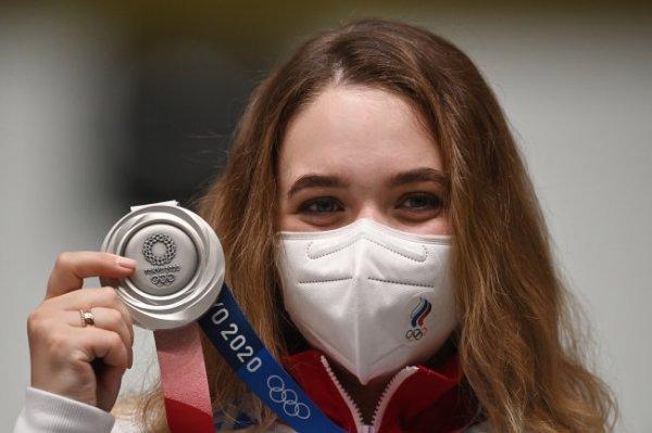 Завоевавшую первую медаль России на ОИ Галашину представят к госнаграде