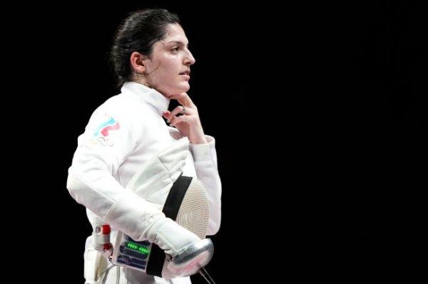 Российская шпажистка Муртазаева не смогла завоевать бронзу на Олимпиаде