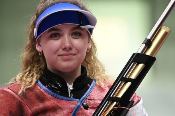 Анастасия Галашина: Есть только я, моя винтовка и мишень