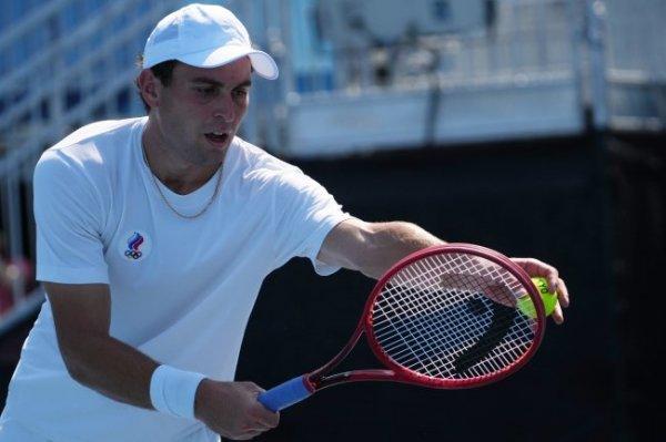 Российский теннисист Карацев назвал своей мечтой победу на Олимпиаде