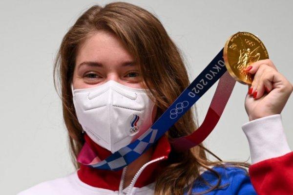Бацарашкина могла остаться без олимпийского