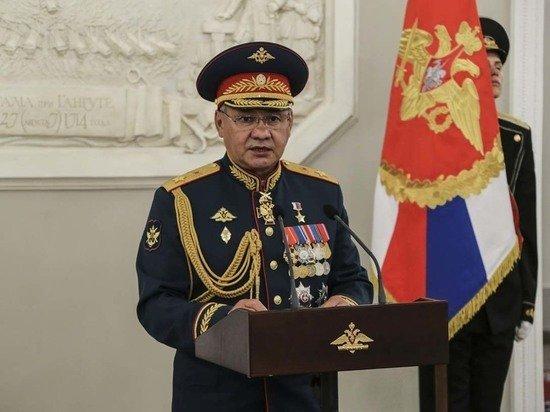 Шойгу в День ВМФ открыл в Петербурге барельеф в честь Чесменского сражения