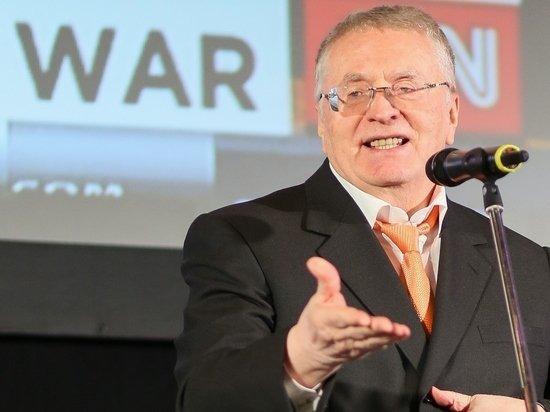 Жириновский призвал Зюганова не втягивать Грудинина в политику