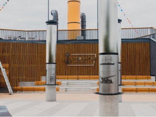 Ко Дню ВМФ России в Кронштадте открыли уникальную экспозицию