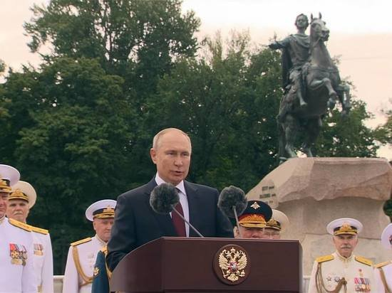 Путин заявил о способности России нанести удар по любому противнику
