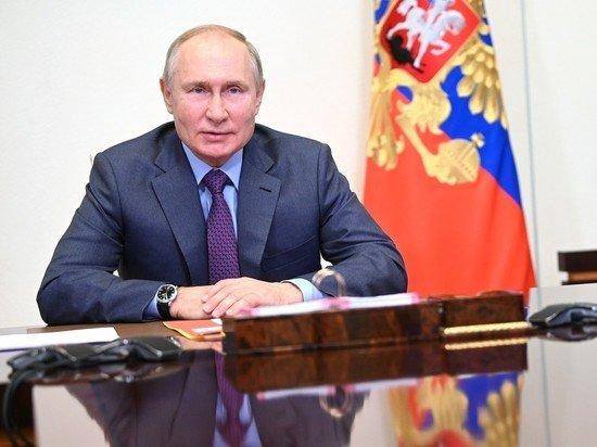 Заводная ручка Путина: словам президента мешают какие-то вредители