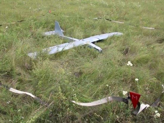 Электронные «мозги» сбитого на Донбассе беспилотника показали цели ВСУ
