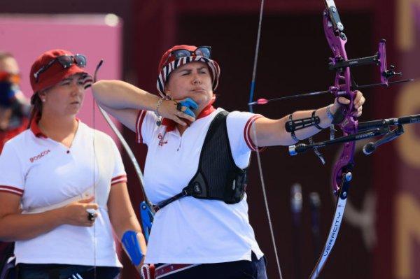 Российские лучницы вышли в финал Олимпиады