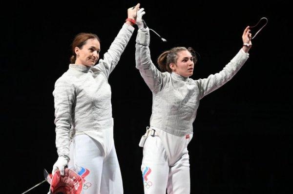 Российская саблистка Софья Великая допустила участие в Олимпиаде-2024